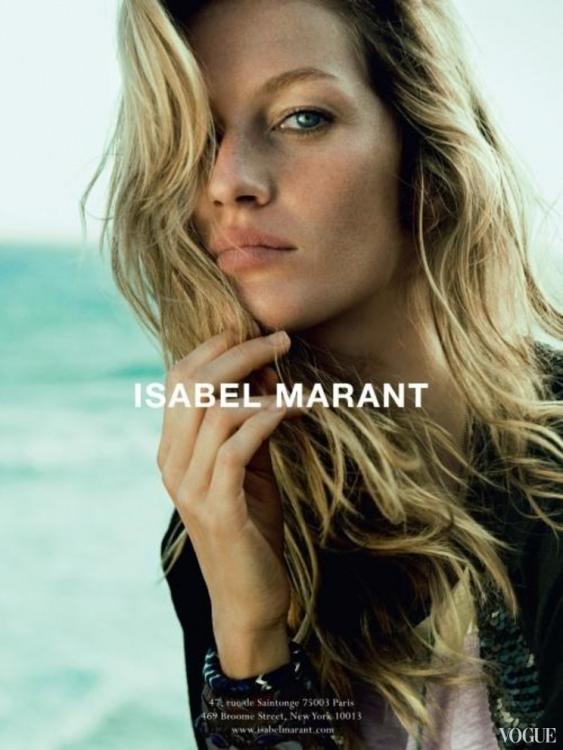 Isabel Marant весна-літо 2011