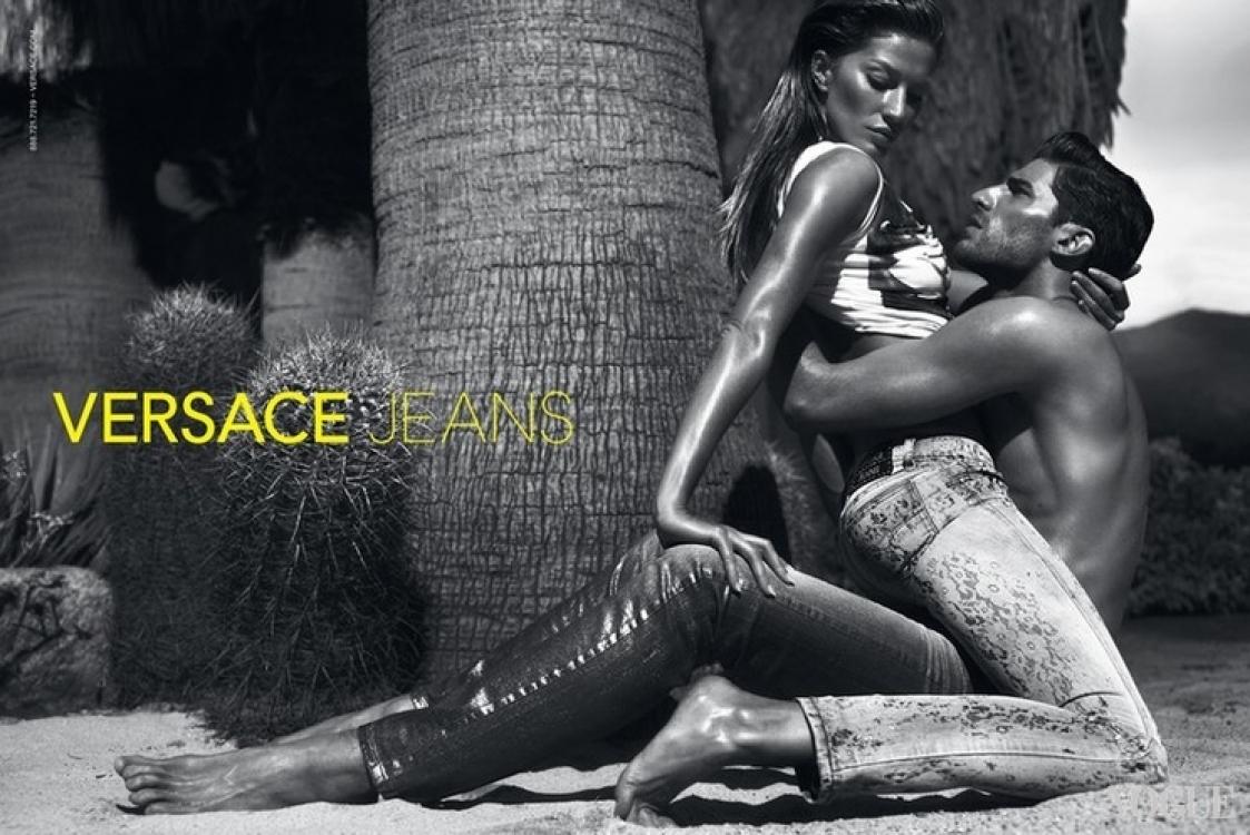 Versace Jeans весна-лето 2012