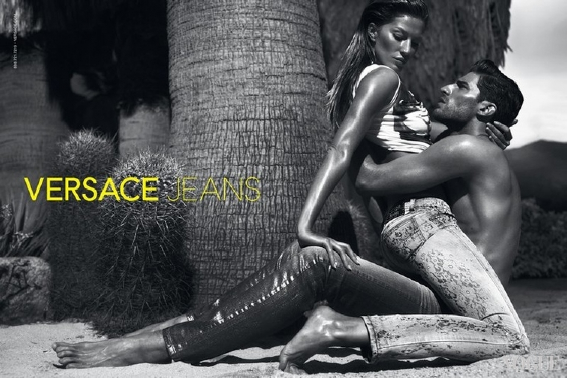 Versace Jeans весна-літо 2012