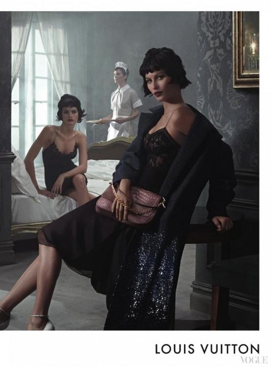 Louis Vuitton осень-зима 2013/2014
