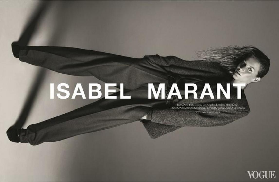Isabel Marant осень-зима 2014/2015