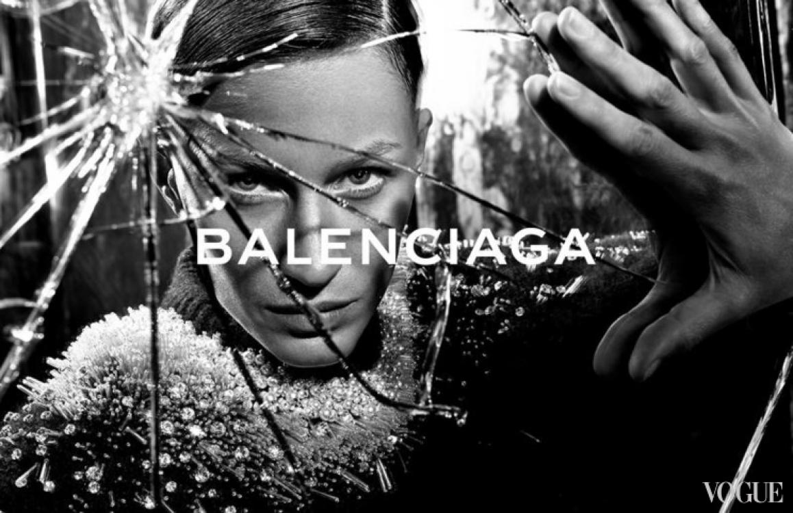 Balenciaga осень-зима 2014/2015