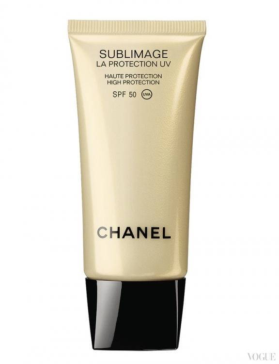 Фундаментальный регенерирующий защитный крем Sublimage La Protection UV SPF 50, Chanel