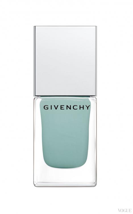 Лак для ногтей Le Vernis, № 27 Croisi?re Aquatique, Givenchy