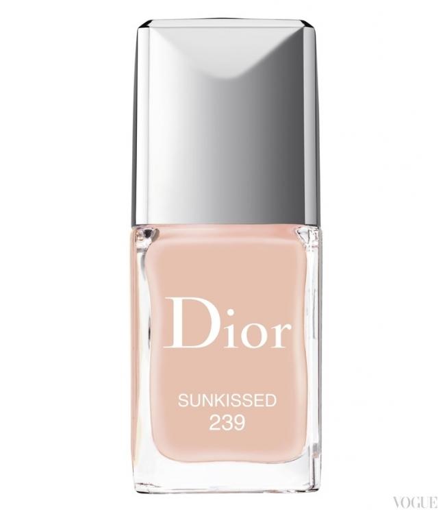 Лак для ногтей, № 239 Sunkissed, Dior