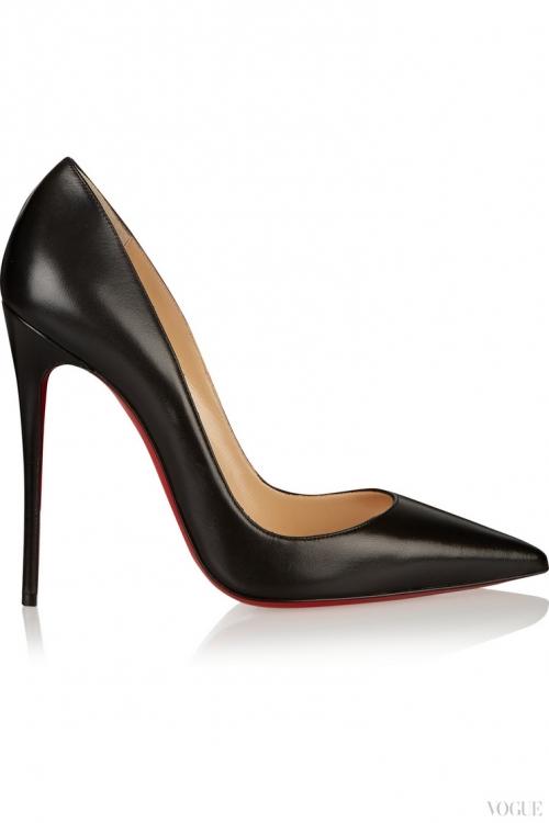 Кожаные туфли, Christian Louboutin