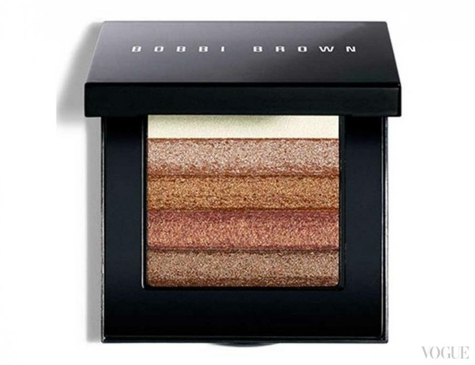 Сияющая пудра Shimmer Brick Compact Bobbi Brown