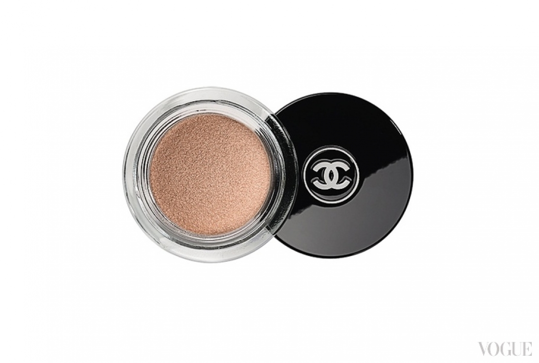 Бархатно-кремовые тени Illusion d'Ombre Velvet, № 98 Melody, Chanel