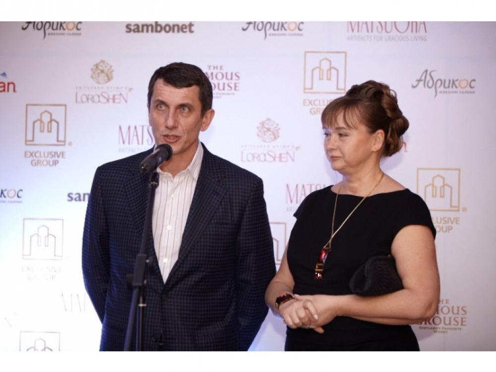 Олег и Елена Константиновы