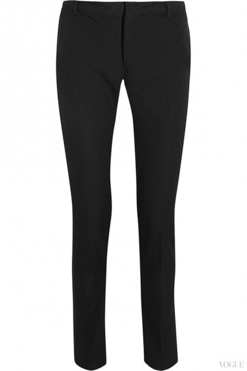 Шерстяные брюки, Saint Laurent