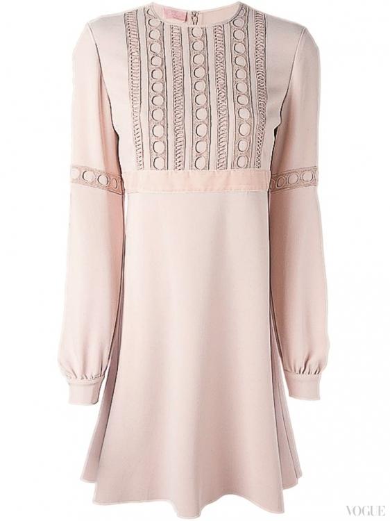 Платье из шелка, Giamba
