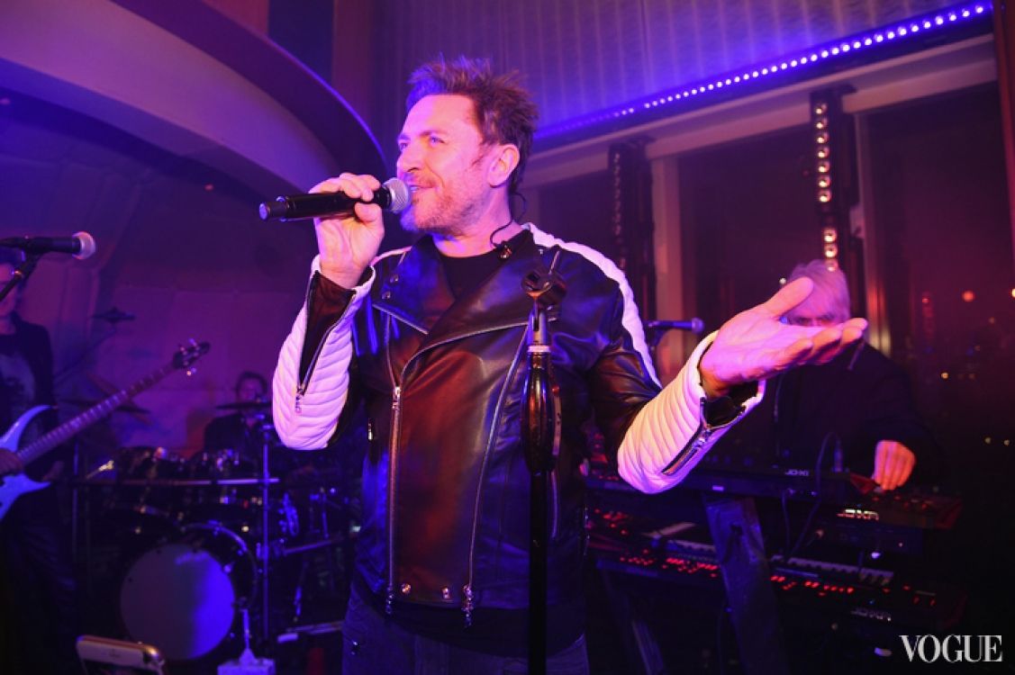 Саймон Ле Бон, вокалист группы Duran Duran