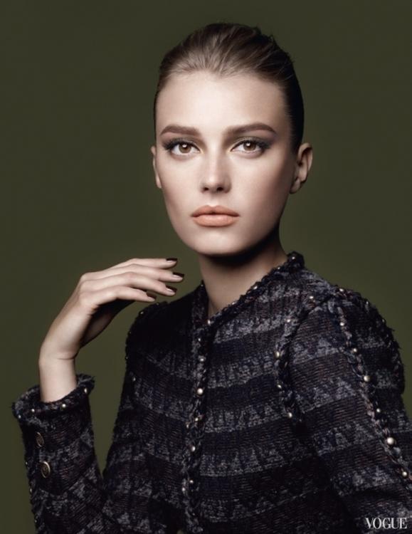 Коллекция макияжа Chanel осень 2015