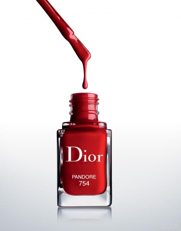 Лак для ногтей Dior Vernis №754 Pandore, Dior