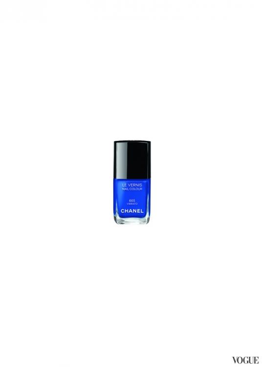 Лак для ногтей Le Vernis №665 Vibrato, Chanel