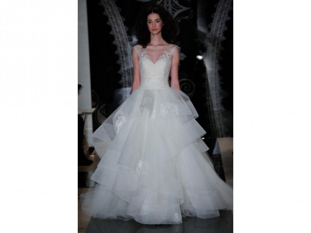 Reem Acra Bridal весна-лето 2014