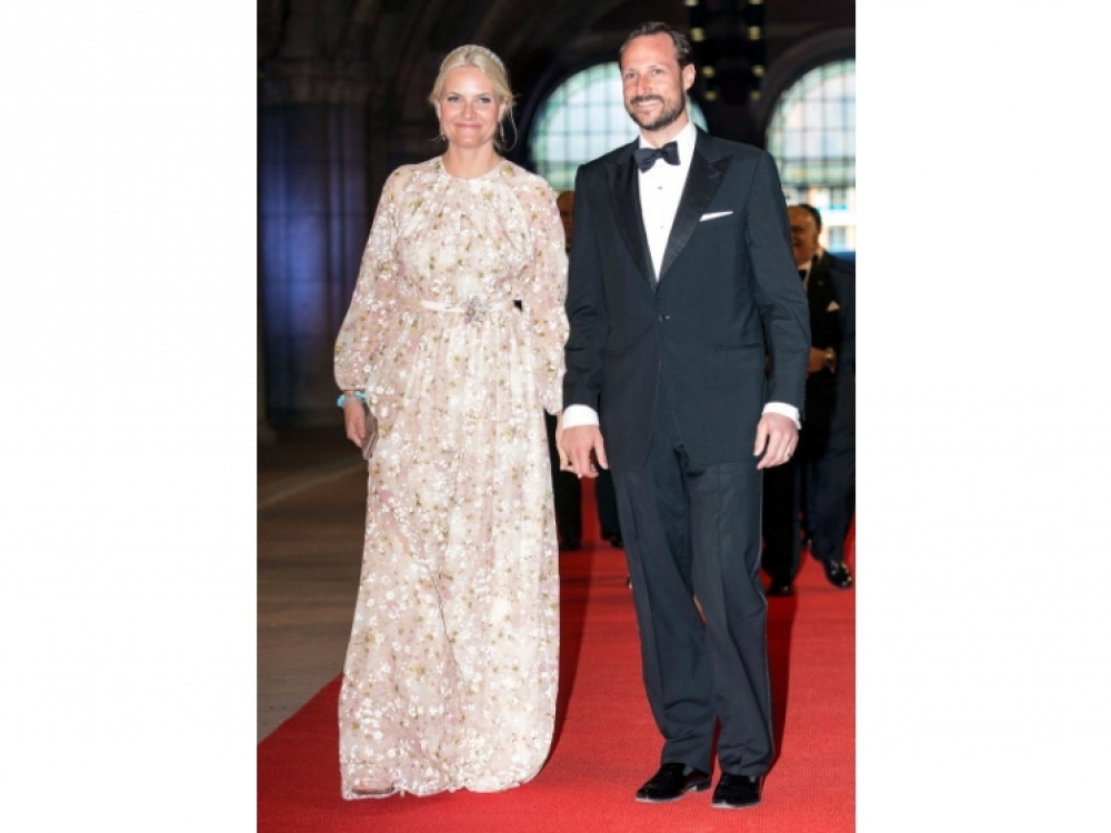 Принцесса Метте-Марит и Принц Хокон (Норвегия)