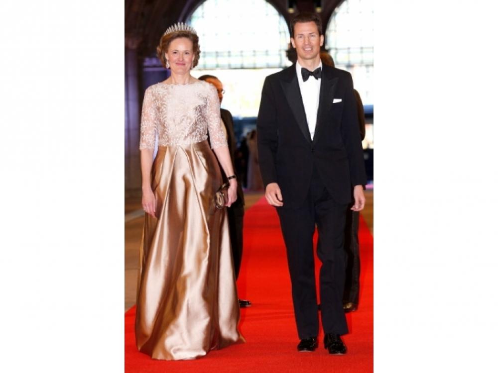 Принцесса Софи и Князь Алоиз (Лихтенштейн)