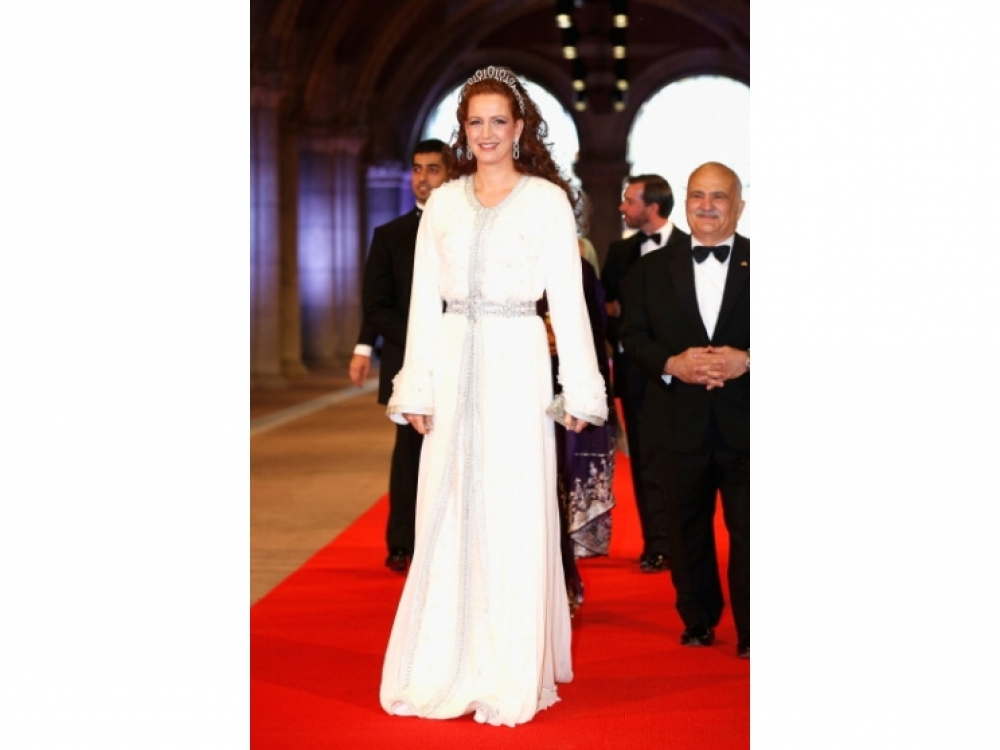 жена Короля Марокко, Принцесса Лалла Сальма