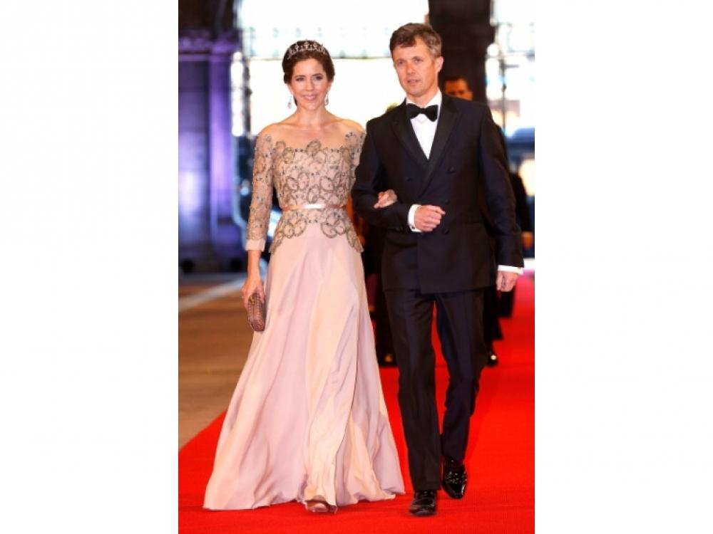 Принцесса Мэри и Принц Федерико (Дания)(