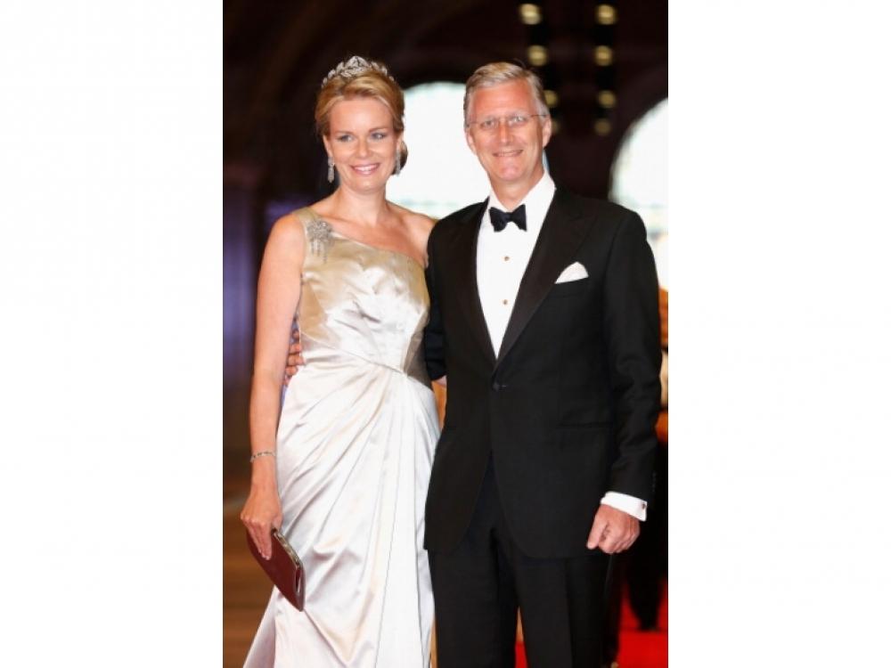 Принцесса Матильда и Принц Филипп (Бельгия)