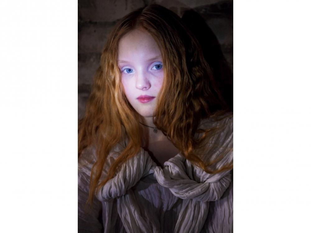 Самая молодая актриса на площадке – 13-летняя Вика Кудряшова
