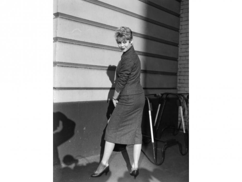 Бриджит Бордо, 1956