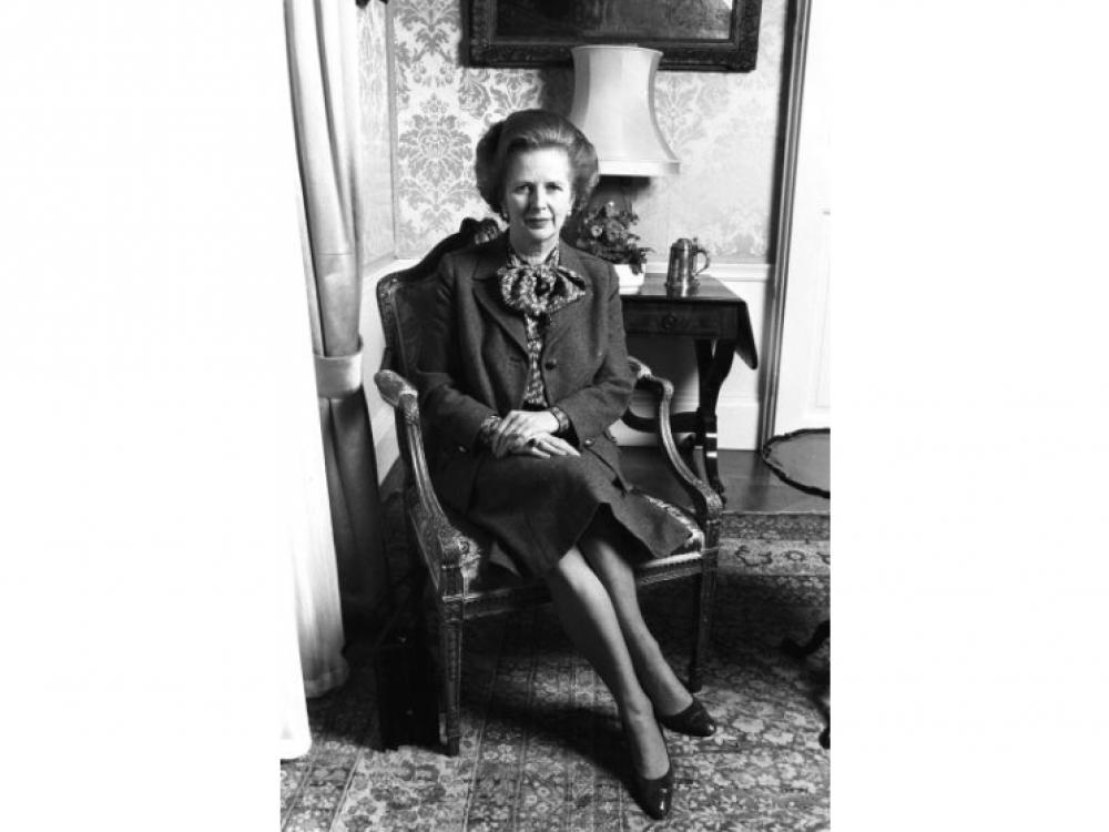 Маргарет Тэтчер, 1983