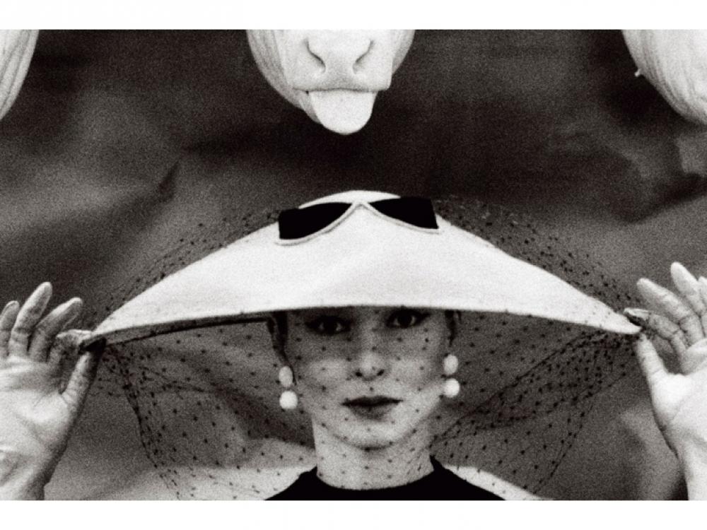 Vogue Paris, февраль 1955