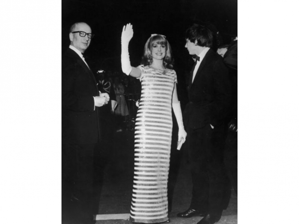Катрин Денев 1966