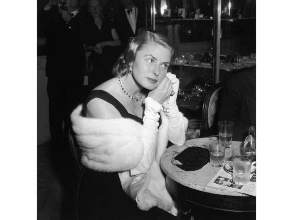 Ингрид Бергман 1956