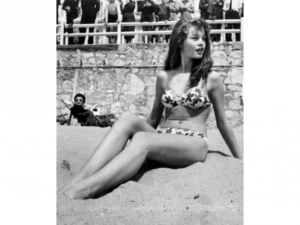 Бриджит Бардо 1953