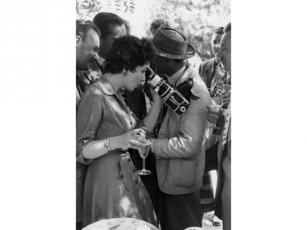 Джина Лоллобриджида 1954
