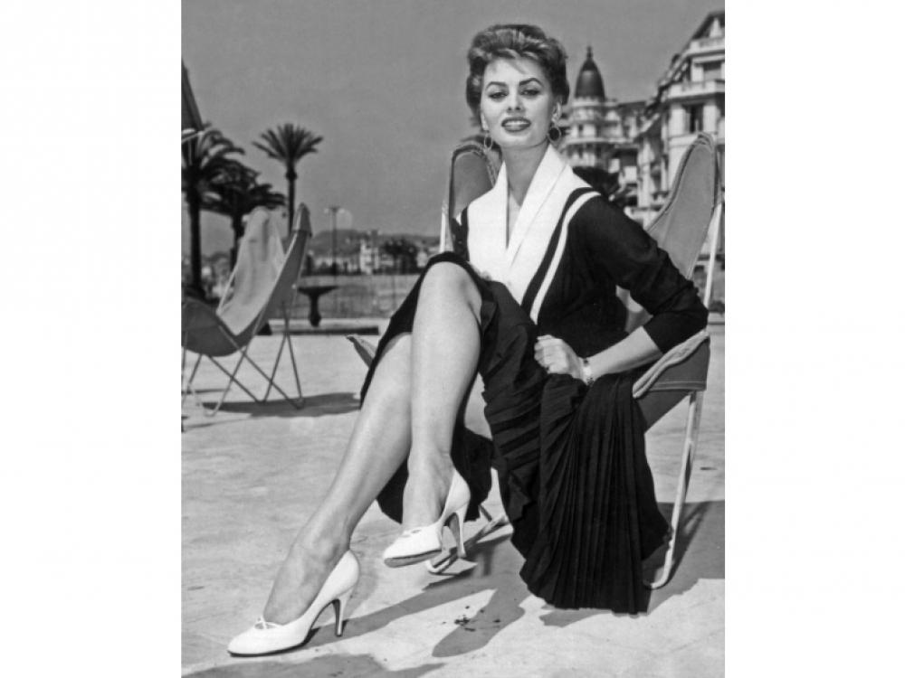 Софи Лорен 1954