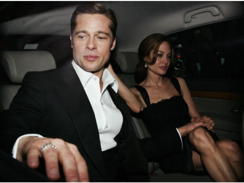 Брэд Питт и Анджелина Джоли 2007