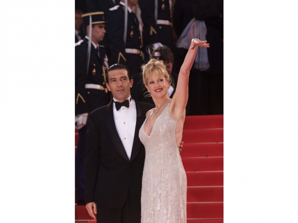Антонио Бандерас и Мелани Гриффит 2001
