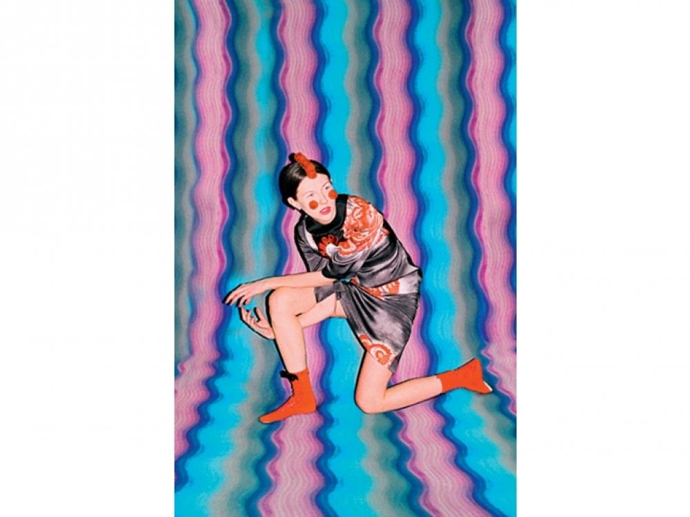 2. Таня Щеглова в съемке для сайта NY magazine, март 2013