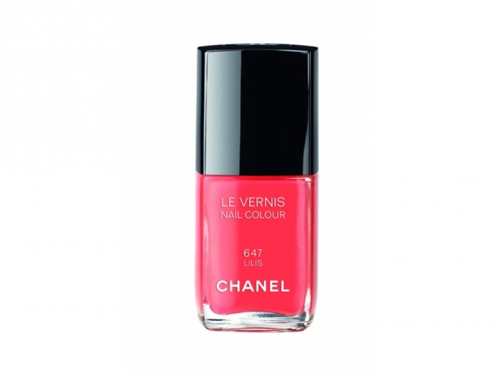 2. Лак для ногтей №647 Lilis, L'?t? Papillon De Chanel, Chanel