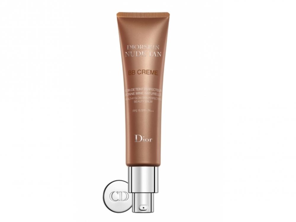 BB-крем Diorskin Nude Tan, придающий кожи сияние и загорелый вид