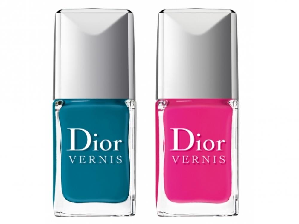 Лаки для ногтей Dior Vernis