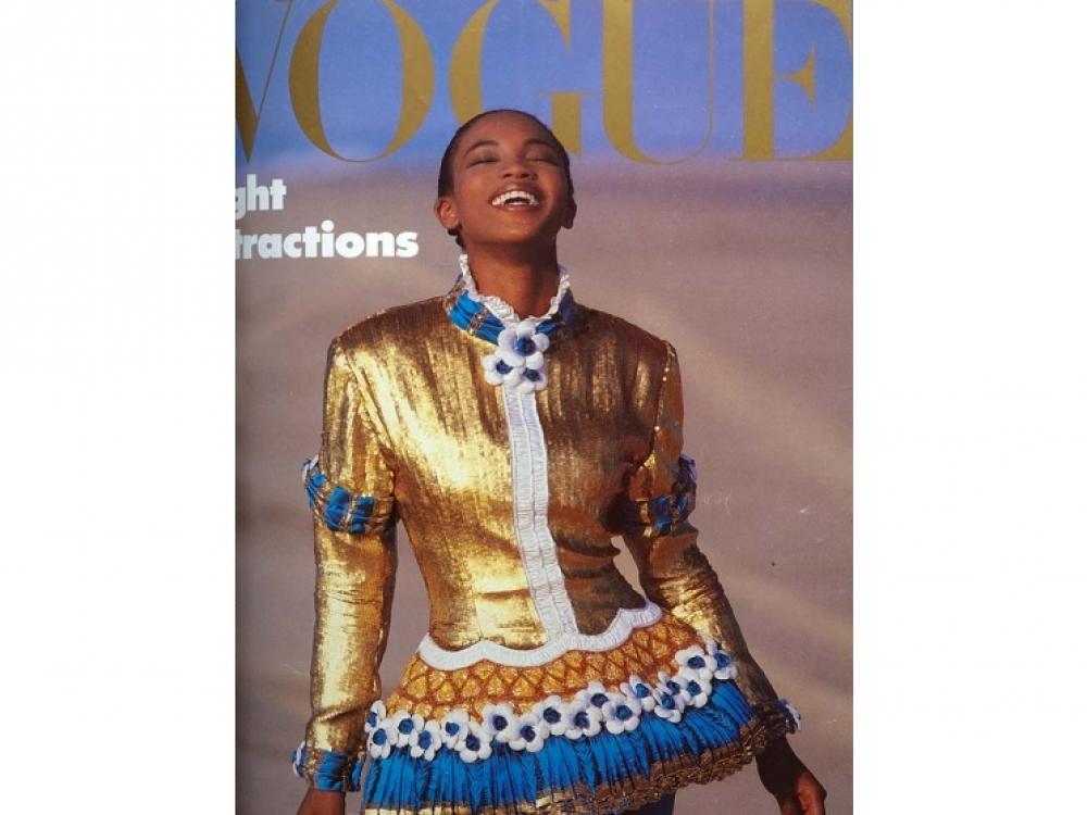 Vogue UK, декабрь 1987