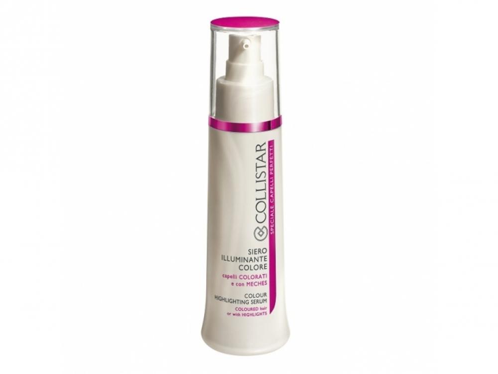 Сыворотка, восстанавливающая волосы изнутри, Colour Highlighting Serum