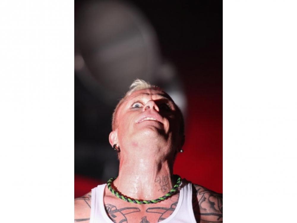 Кит Флинт, 2009 год