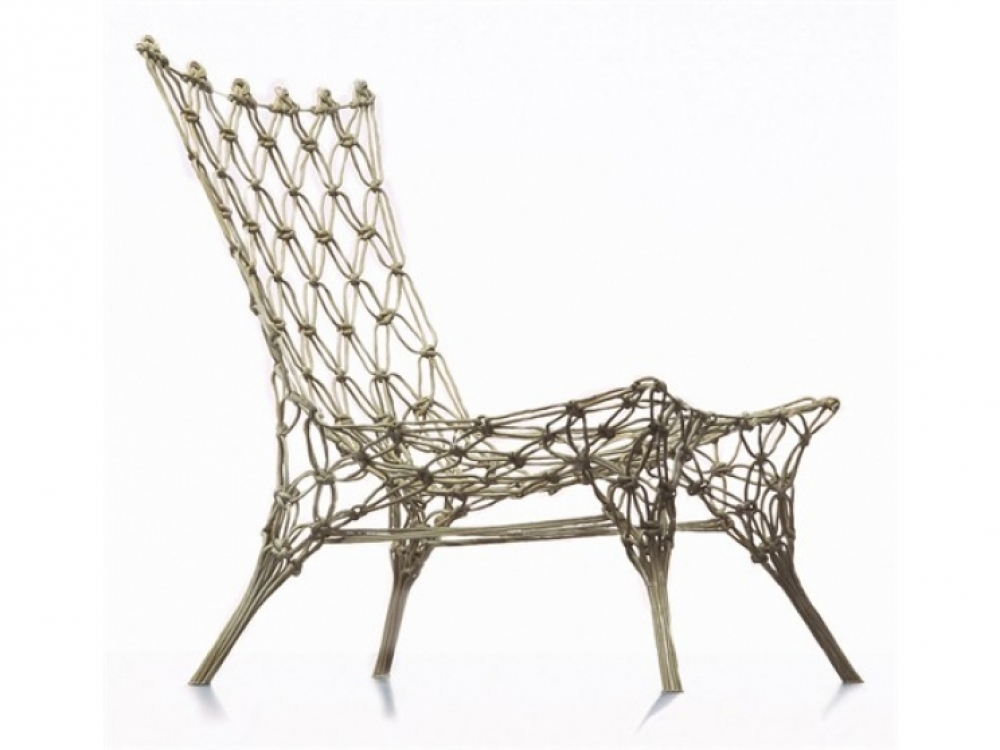 Knotted chair, Марсель Вандерс