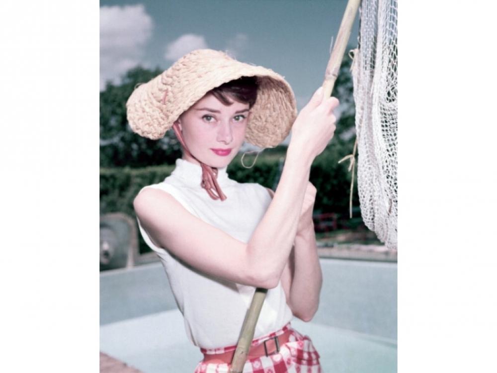 Одри Хепберн (1965)