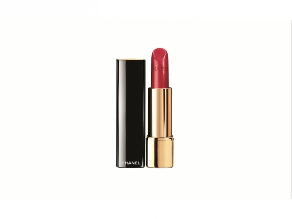 2(б). Помада из коллекции 'Moire Rouge' Rouge Allure, оттенок №132 Impulsive, Chanel