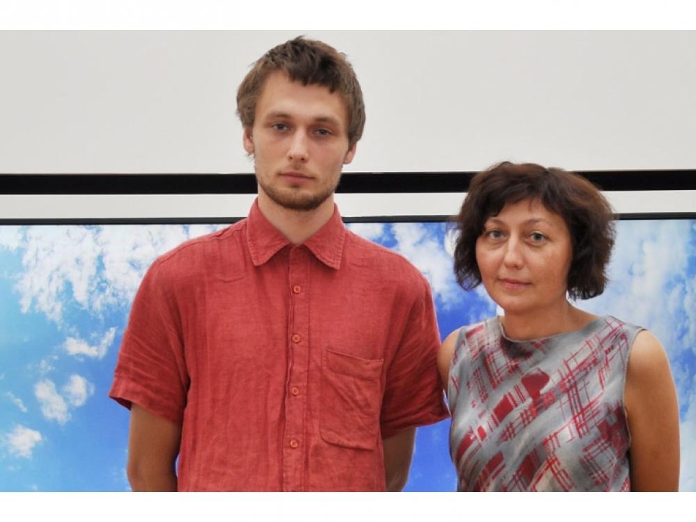 Иван Светличный, Оксана Баршинова
