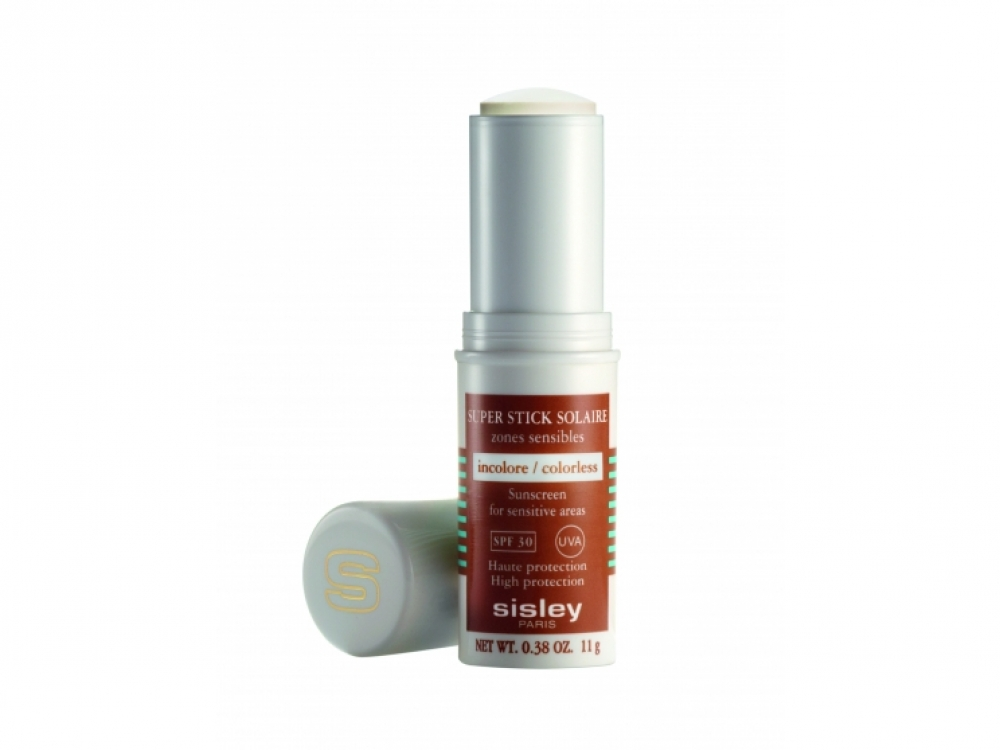 Солнцезащитное средство для чувствительных зон Super Stick Solaire, SPF 30, Sisley