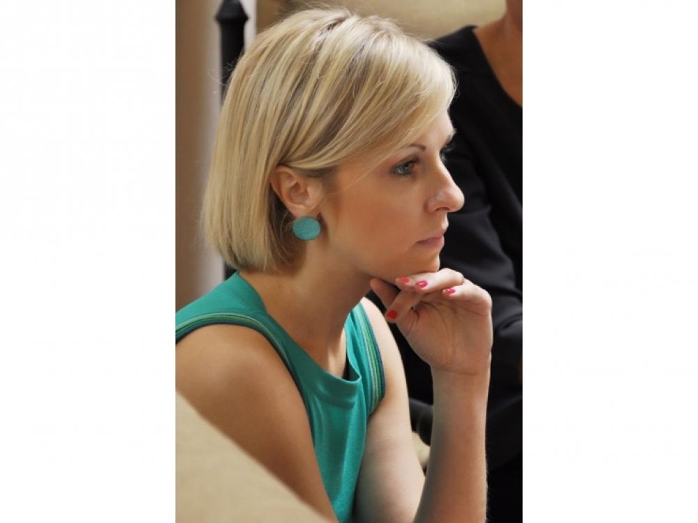 Юлия Костецкая (Vogue Украина)