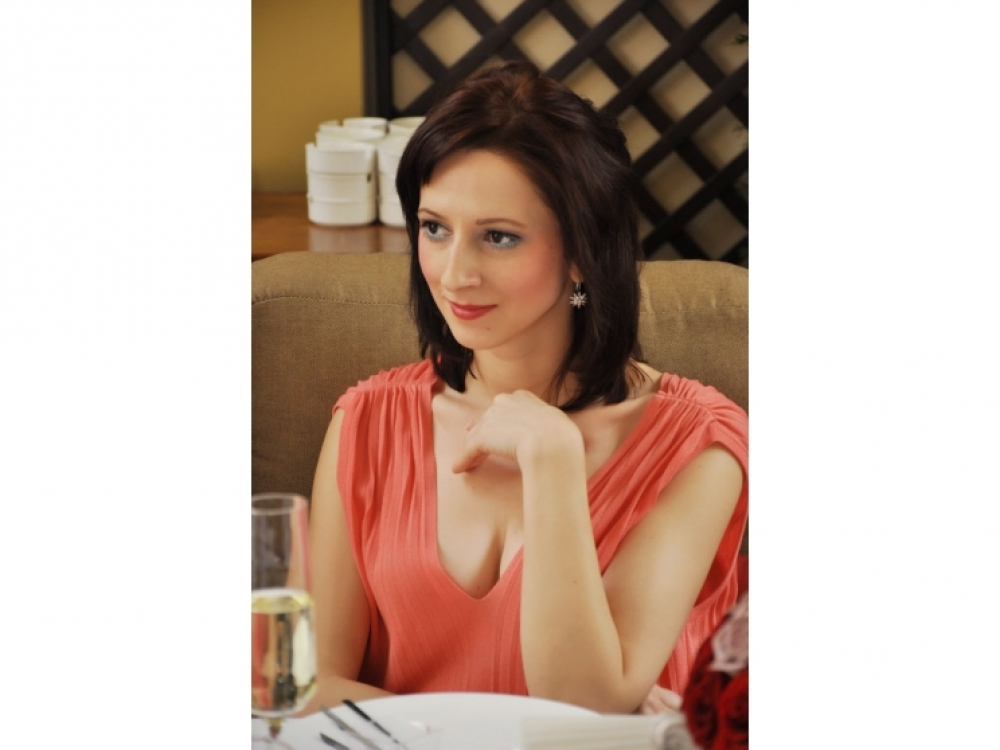 Алина Демченко (Bvlgari)